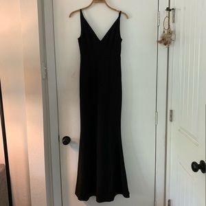 Lulu's Dresses - Lulu's Melora Black Sleeveless Maxi Dress